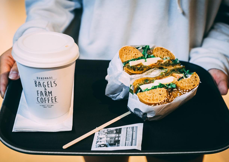 1683 Handmade Bagels & Farm Coffee