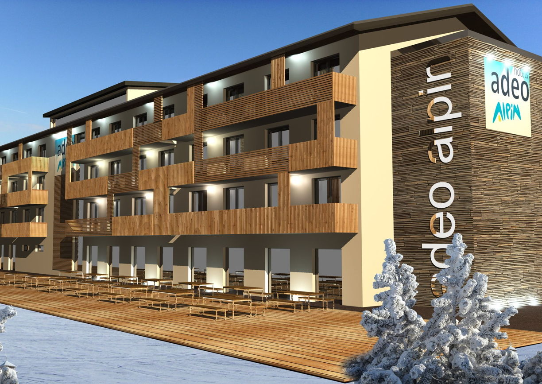 Hotel spoan beim skifoahn a list for Design hotel skifahren