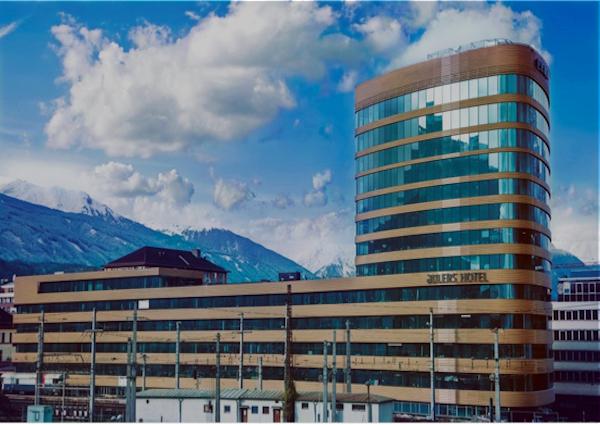 Adlernest er ffnet in innsbruck a list for Hotel design tirol