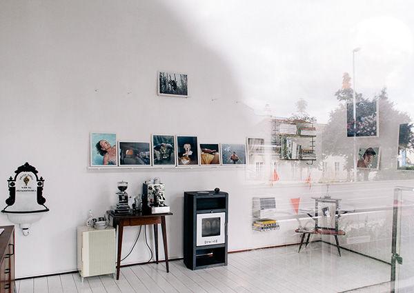Daniel Gebhart de Koekkoeks Atelier im 2. Bezirk