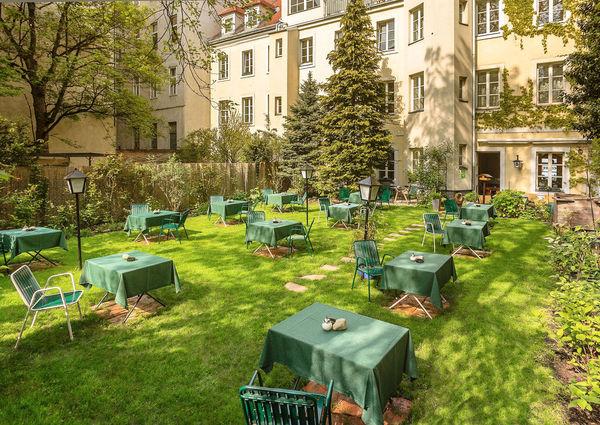 Gartencafé