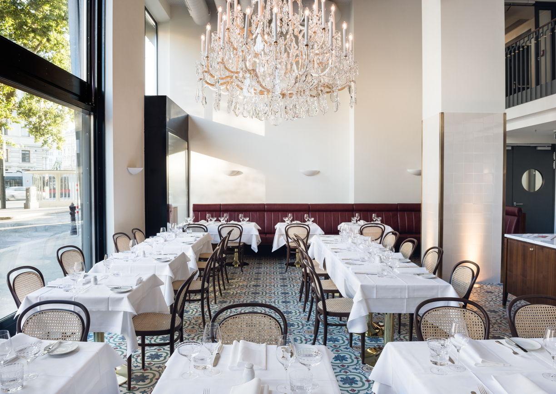 Hotel Grand Ferdinand Vienna Restaurant