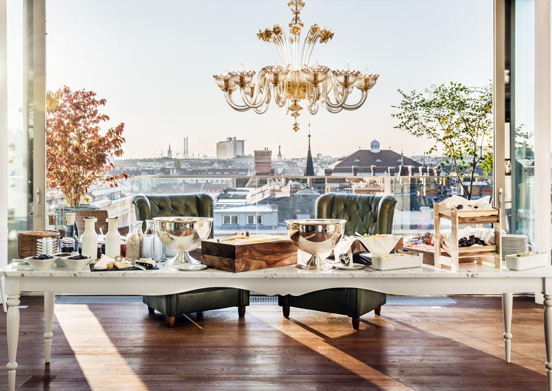 Hotel Grand Ferdinand Vienne