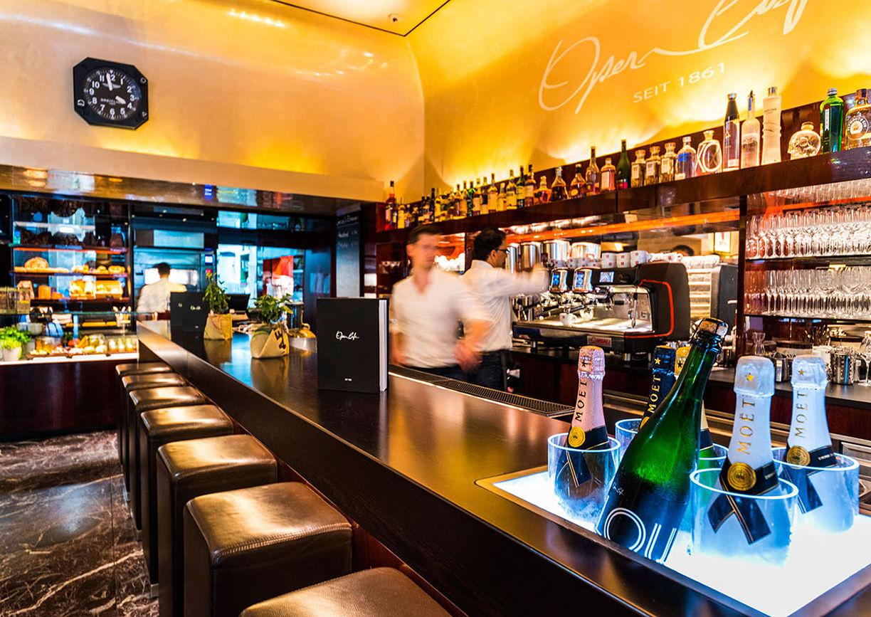 Graz Operncafe Martin Stühlinger Bar kreativ drinks
