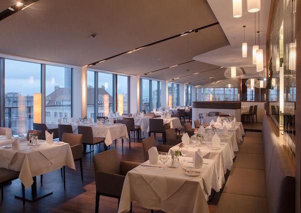 Imlauer, Salzburg, Crowne Plaza Hotel, The Pitter, Imlauer Sky – Bar & Restaurant