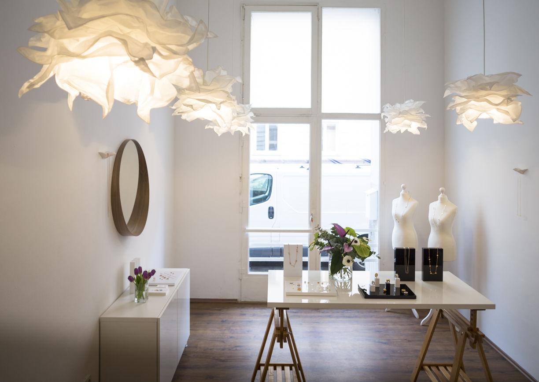 Monir Kienzl, Jewellery, Wien