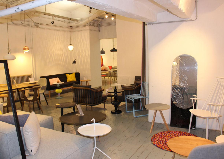 Skandinavisches jungdesign im kellerloft a list for Scandinavian design house