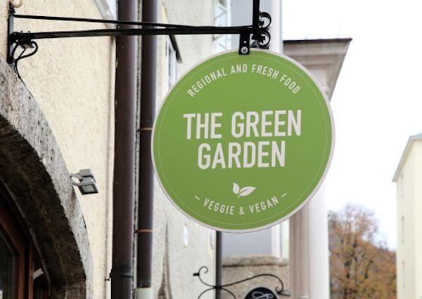 The Green Garden, Vegetarisches Restaurant, Veganes Restaurant, Salzburg, Nonntal