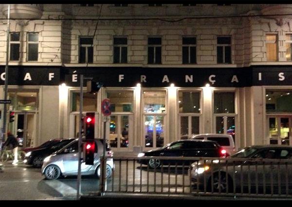 Votivkirche Cafe Francais Währinger Straße