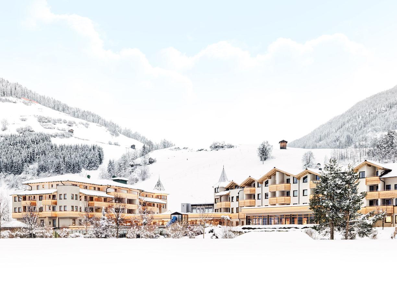 Dolomiten residenz family skiurlaub in sillian a list for Skiurlaub designhotel