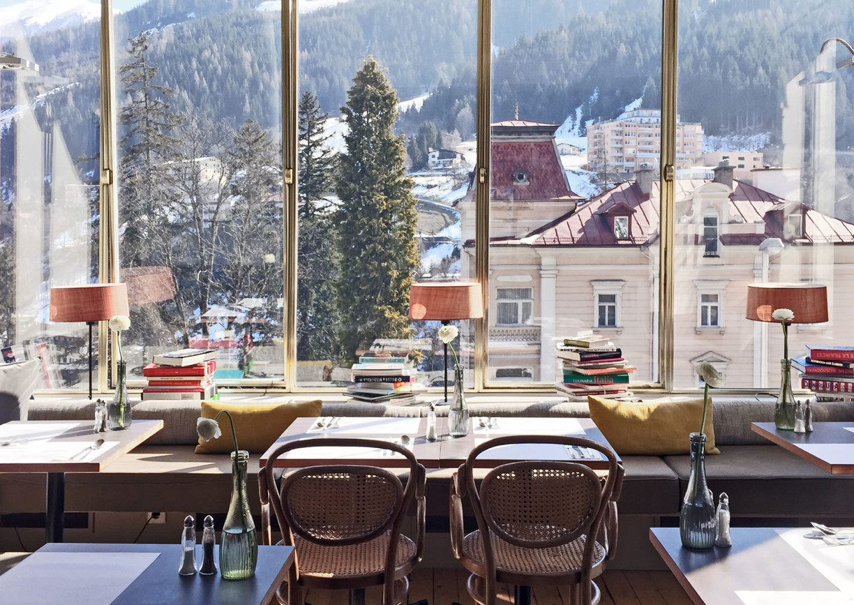 Ein Gro St Dtisches Designhotel In Bad Gastein A List