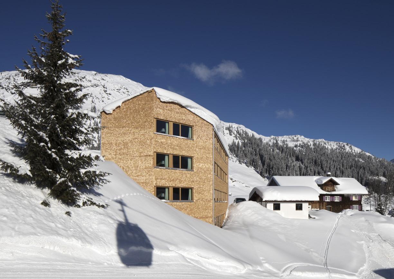 Warths ap design apartmenthaus am arlberg a list for Design boutique hotel vorarlberg