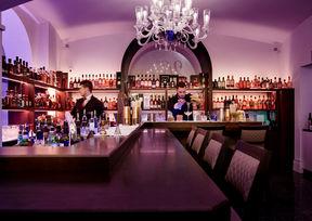 26°East Palais Hansen Kempinski Interieur Bar