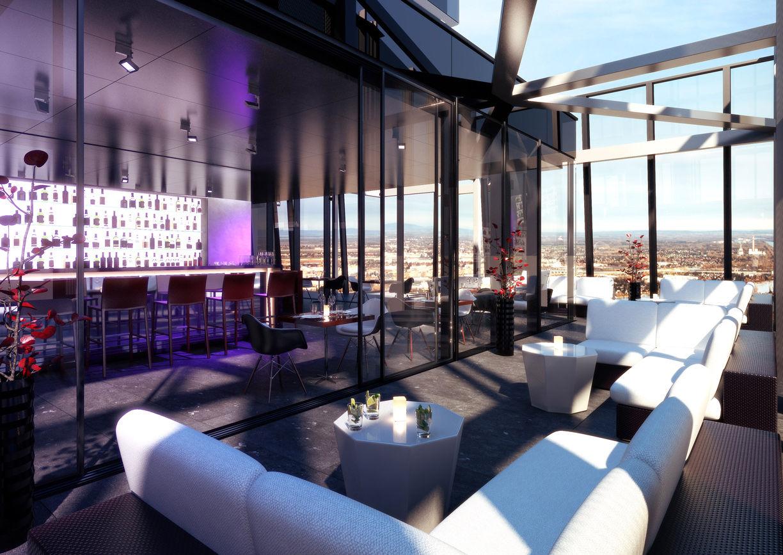 57 Lounge Hotel Meliá Vienna