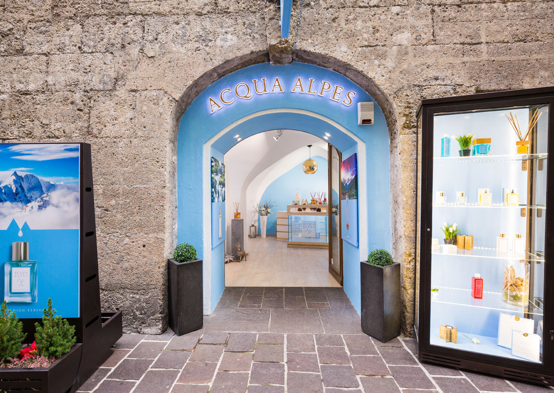 Acqua Alpes, Parfum, Innsbruck