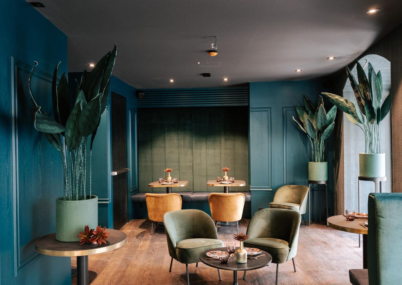 Aiola Living Graz Hotel Breakfast Room