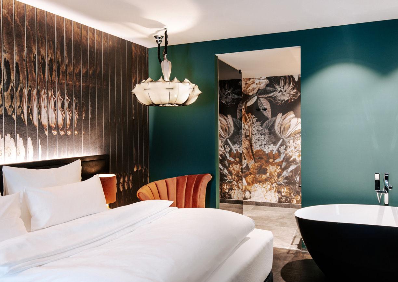 Aiola Living Graz Hotel Suite