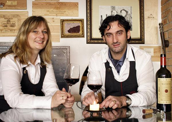 Alexandra und Mario Urso, Weinphilo, Lienz