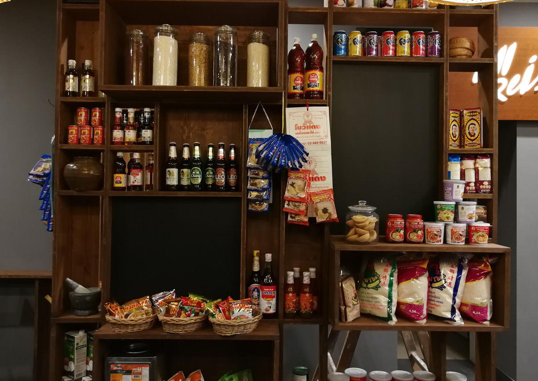 All Reis Bangkok Street Food Wien