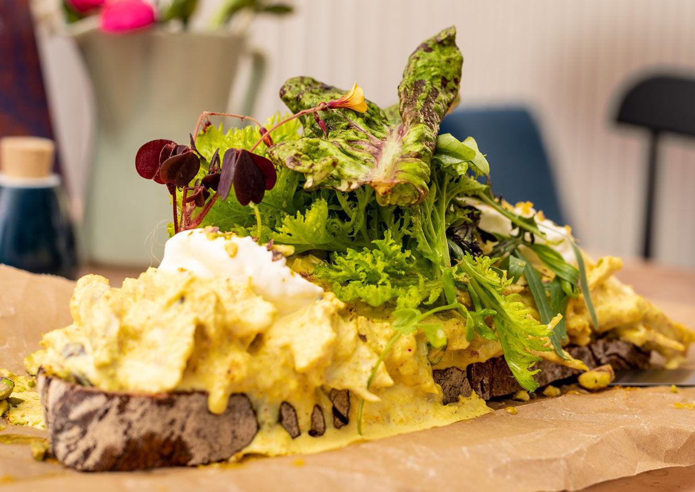 Alma Gastrothèque Wien Tartine Brot