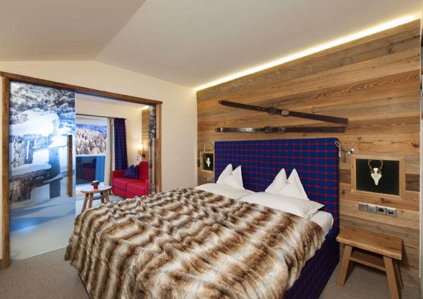 Alpen Art-Zimmer, Hotel Kesselspitze