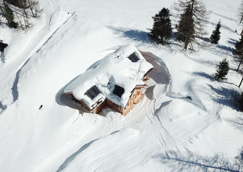 Alpengasthof Ammererhof Salzburger Land Hütte