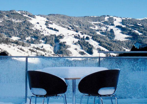 Alpen Karawanserei, Skydeck, Panoramaspa, Hinterglemm
