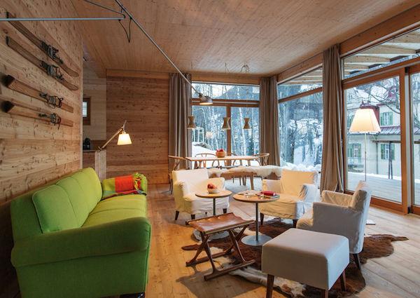 Alpenlofts, Bad Gastein, Loft Camillo, Chalet, Evelyn und Ike Ikrath