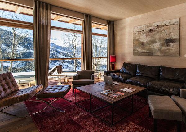 Alpenlofts, Bad Gastein, Loft, Chalet Ed, Evelyn und Ike Ikrath