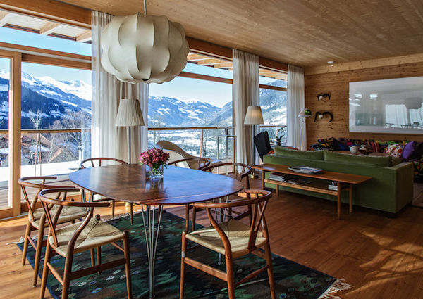 Alpenlofts, Bad Gastein, Loft, Chalet Madero, Evelyn und Ike Ikrath