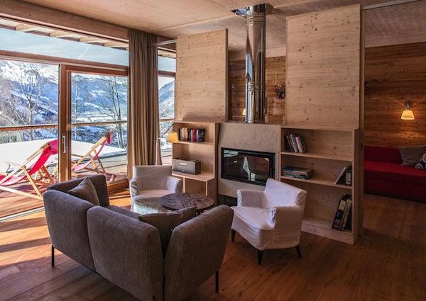 Alpenlofts, Bad Gastein, Loft, Chalet Rosa, Evelyn und Ike Ikrath
