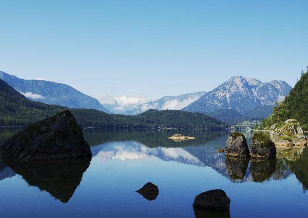 Altaussee, See, Dachstein