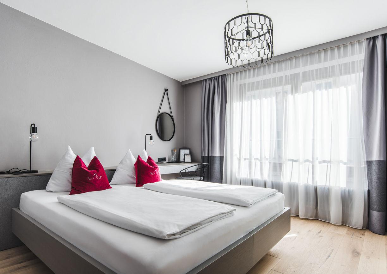 Altstadthotel Weisse Taube Salzburg Zimmer