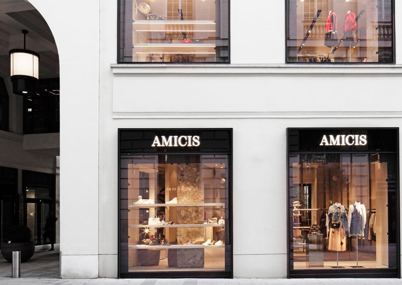 Amicis Goldenes Quartier