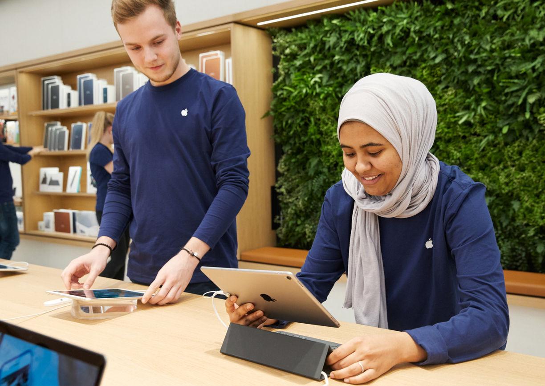 Apple Store Wien ipad