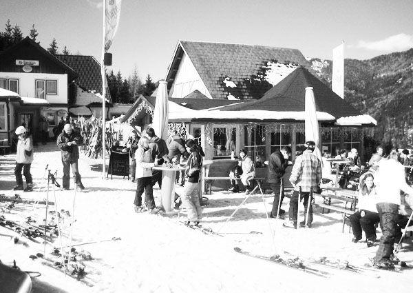Aprés-Ski-Bar Schieferhof