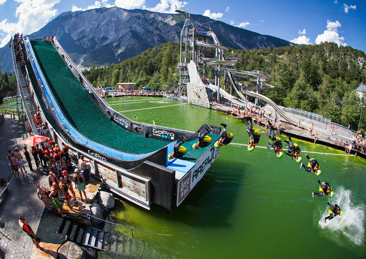 Area47 Ötztal Slide