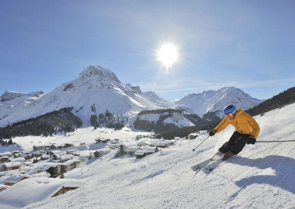 Arlberg Skirun