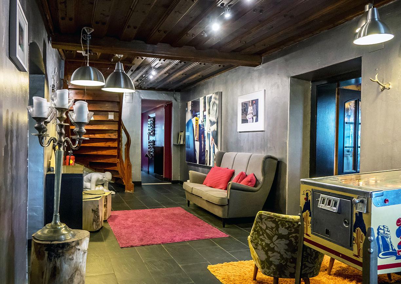 art lodge Nockberge Hotel Kunst Katrin und Dirk Liesenfeld