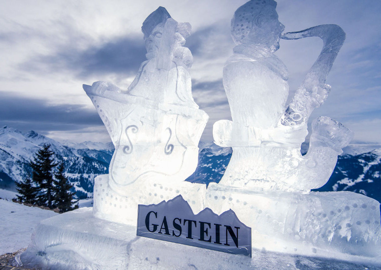 Art on Snow, Gasteinertal, Salzburg, Bad Gastein