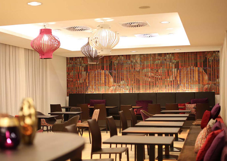 Arte Hotel Linz Frühstück