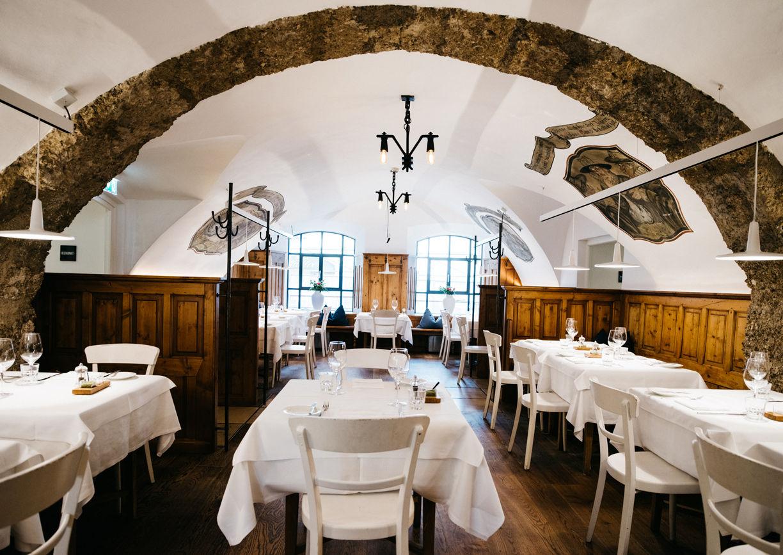 Arthotel Blaue Gans Salzburg Restaurant