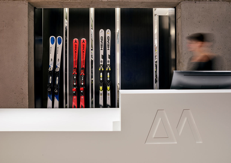 Arx Hotel Schladming Conceptstore