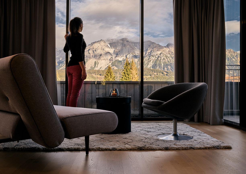 Arx Hotel Schladming Innenansicht