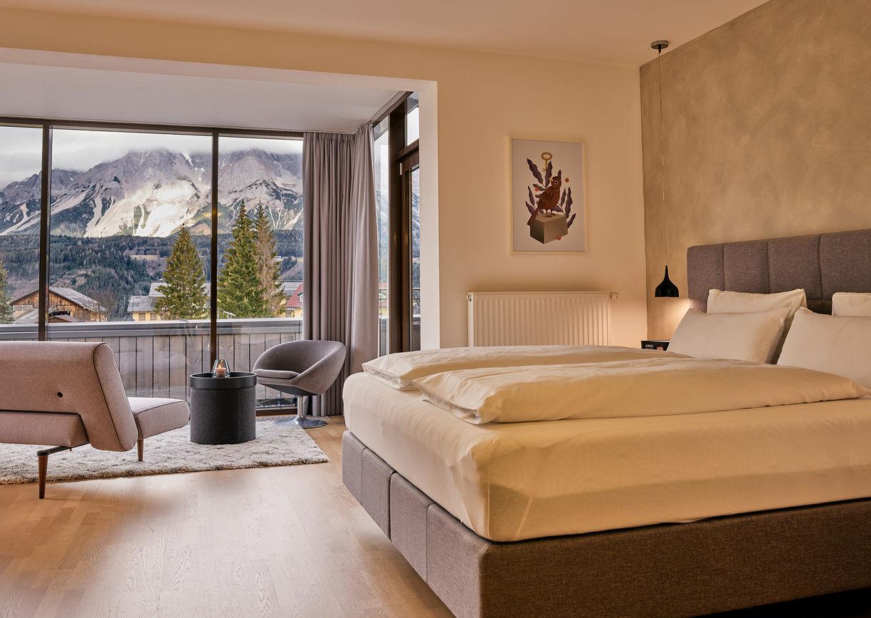 Arx Hotel Schladming Zimmer
