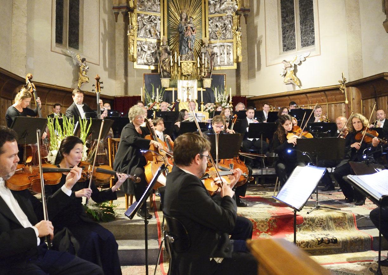 Bad Gastein, Camerata Salzburg, Schubert in Gastein, Festival, Preimskirche