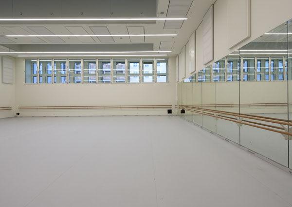 Ballettsaal Musiktheater Linz