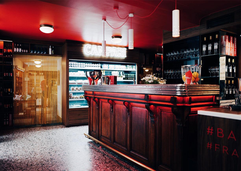 Bar Campari Frankowitsch
