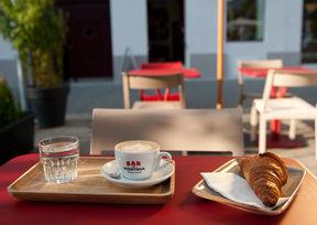 Bar Montina Wien Café Croissant
