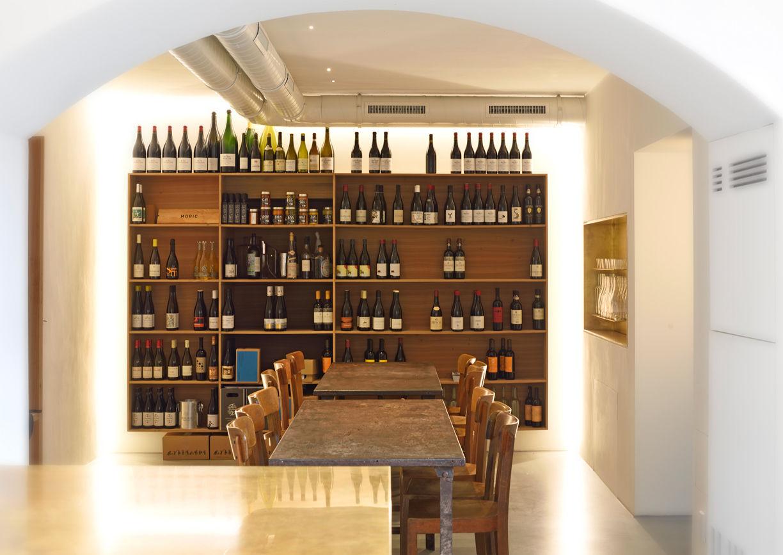 Bar10Zimmer Hotel Restaurant Bar Dornbirn Vorarlberg Innenansicht Wein